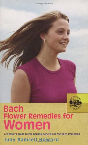 Bach Flower Remedies For Women - 9780091906542