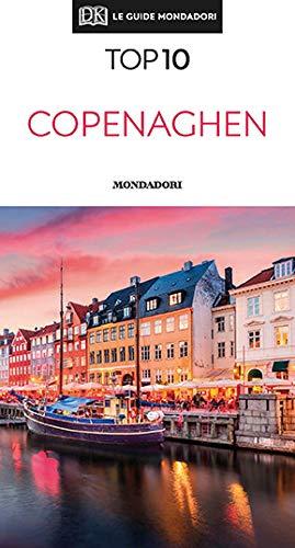 Copenaghen. Con Carta geografica ripiegata