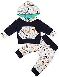 Mystyles - Sweat-shirt à capuche - Bébé (garçon) 0 à 24 mois