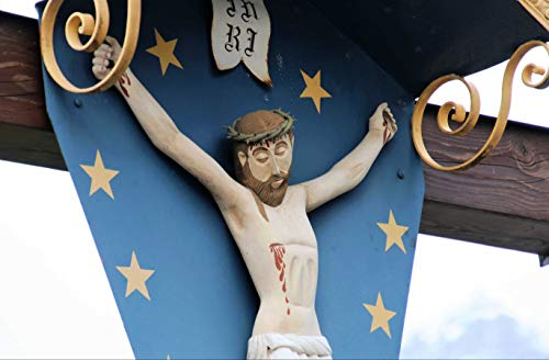 hansepuzzle 61652 Religion - Jesus, 500 Teile in Hochwertiger Kartonbox, Puzzle-Teile in wiederverschliessbarem Beutel. (500 Jesus-puzzle Teile)