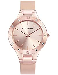 170c7082eb18 Amazon.es  relojes viceroy - Rosa   Relojes de pulsera   Mujer  Relojes
