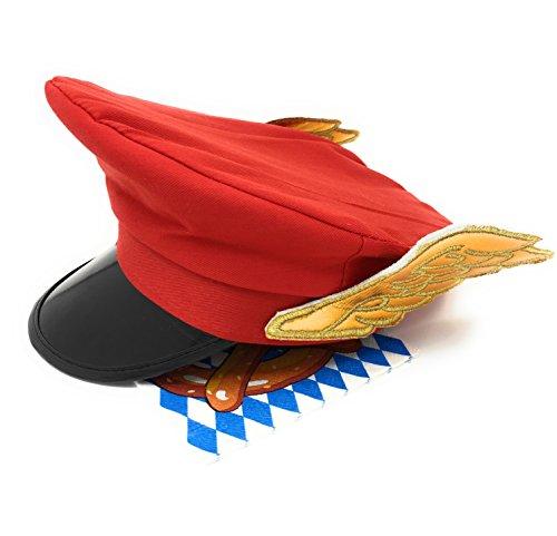 Engel Hut mit Flügeln Oktoberfest Bayrischer Abend Münchener (Kostüme Oktoberfest Himmel)