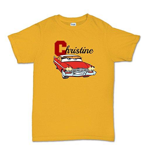 Christine McQueen T-Shirt Gold