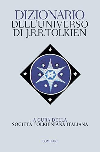 Dizionario dell'universo JRR Tolkien