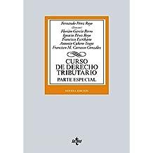 Curso De Derecho Tributario. Parte Especial (Derecho - Biblioteca Universitaria De Editorial Tecnos)