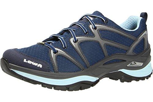 Donne LOWA blu INNOX GTX® LO Ws Trainer 37 38 39 40 4142 320606-6917 marina Blu (blu)