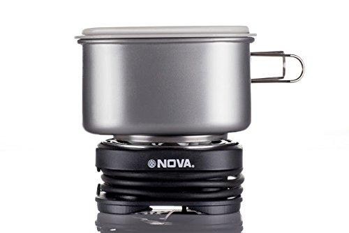 Nova TC 1550 350-Watt Travel Cooker (Grey)
