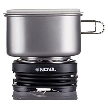 Nova TC 1550 350-Watt Travel Cooker (Grey)