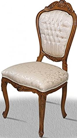 Chaise baroque Louis XV rocaille style antique AlCh0024HzWe
