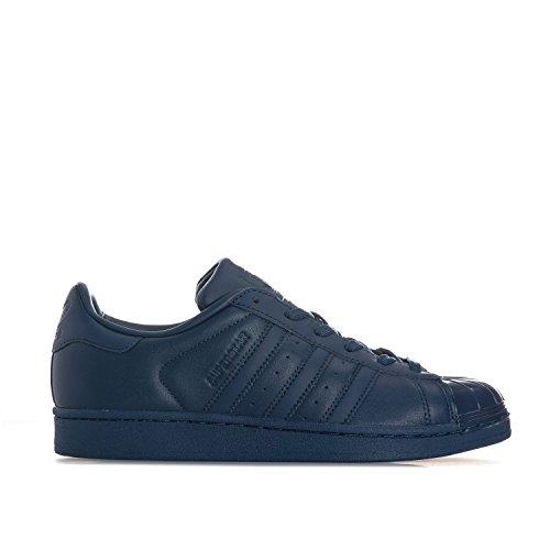 Adidas Superstar Glossy Toe S76723, Scarpe Sportive Bleu