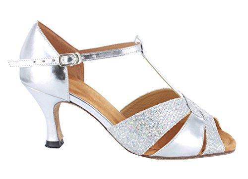 TDA , Salle de bal femme Glitter Silver