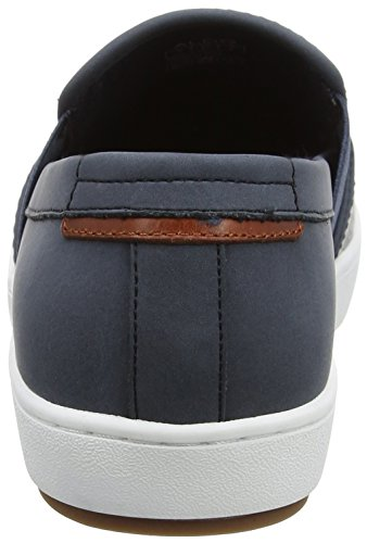 Aldo Gentleman Trempe Slipper Grau (18 Grigio Scuro)