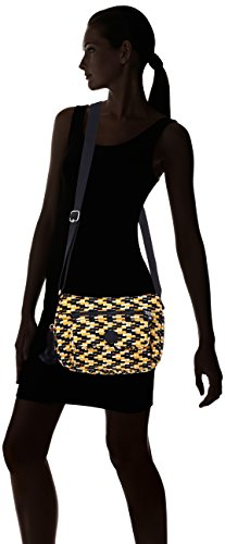 Kipling Syro - Sac Bandoulière Femme Multicolore (Basket W Print D50)