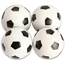 Tenflyer cuatro 4mm fútbol de mesa plástico futbolín
