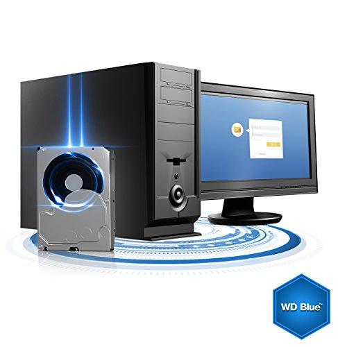 WD Blue WD30EZRZ 3 TB Interne Festplatte (8,9 cm (3,5 Zoll), SATA 6 Gb/s (bulk)) - 6