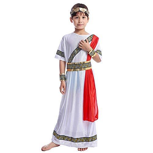 Party Themen Kostüm Winter - GUAN Junge kleidet historisches Thema Halloween-Spielkostüm