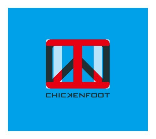 Chickenfoot 3 by Chickenfoot (2011-09-28)