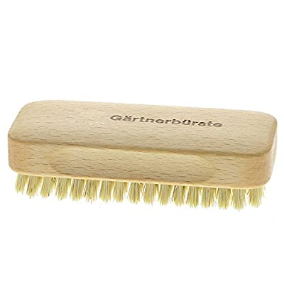 Gärtnerbürste Handbürste Naturborsten Kosmetex
