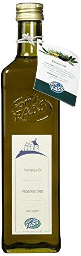 Vom Fass Rosmarinöl, 1er Pack (1 x 500 ml)