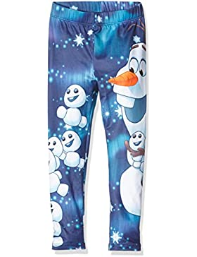 Disney Mädchen Hose Olaf The Snowman