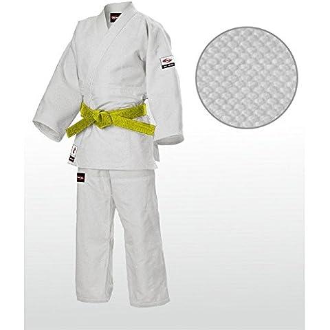 NKL - Judogi Basico Kimono Judo 300, Color Blanco, Talla 120