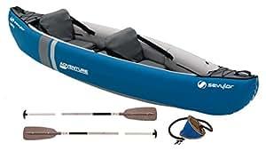 Sevylor Canoë - Adventure Kit - 2-pers. - Blauw