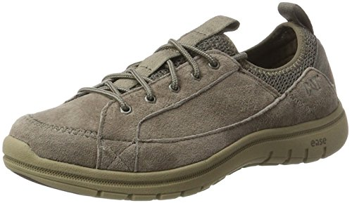 Caterpillar Swain, Sneakers Basses Femme Gris (Womens Grey)