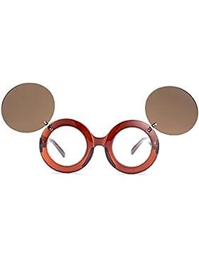 Gafas de sol de diseñador de moda para las mujeres Gafas Estilo Tendencia Mejor sombras Protección UV400 de gafas