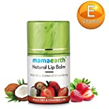 Mamaearth Natural Lip Balm For Women With Shea Butter & Strawberry