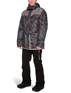 Dare 2b Men's Beam Me Up Ski Jacket - Black, XXX-Large