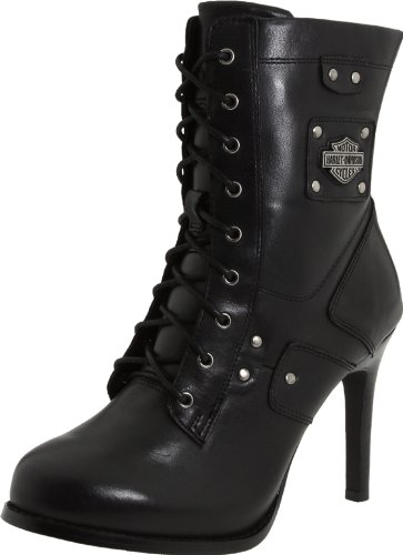 Harley Davidson Vikki Womens Noir