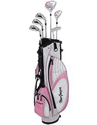 Macgregor Tourney Set B de golf pour fille droitière Acier 9-12ans