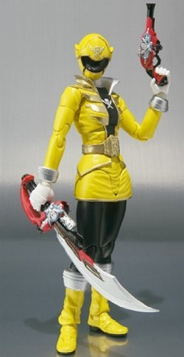 S.H.Figuarts - Kaizoku Sentai Gokaiger [Gokai Yellow]