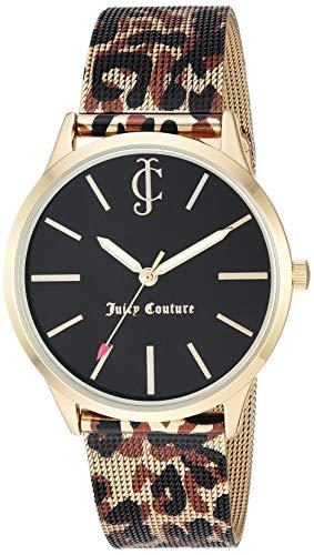 Juicy Couture Black Label Dress Watch JC/1014GPLE
