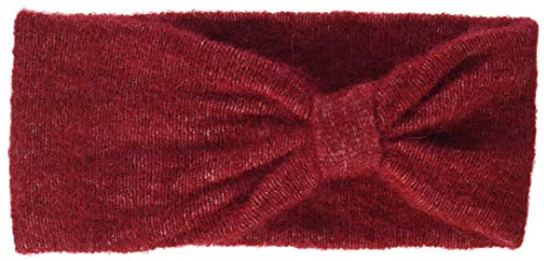 PIECES Damen PCJOSEFINE Wool Headband NOOS Stirnband, Rot Scooter, One Size