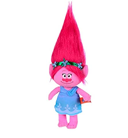 Trolls | DreamWorks Plush Toys ,Original,7 Different Characters Available! (Poppy : 28cn/11