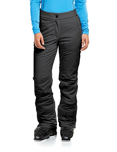 Maier Sports Damen Skihose Resi 2, Black, 48