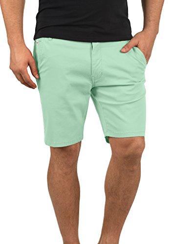SHINE Original Montero Chino Shorts Bermuda Kurze Hose Aus Stretch-Material Regular Fit, Größe:XXL, Farbe:Mint Green -