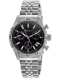(Renewed) Mathey-Tissot Analog Black Dial Mens Watch - H1822CHAN