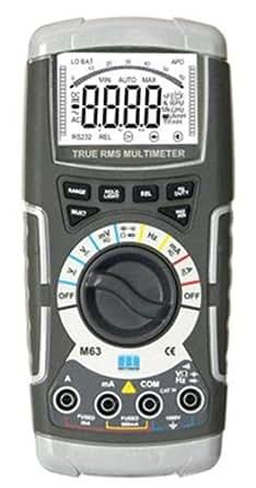 Motwane M65 TRMS Dual Display Multimeter