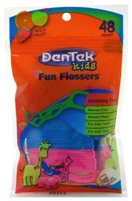 dentek-fun-flossers-kids-wild-fruit-48-count-by-dentek