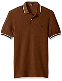Fred Perry Fp Twin Tipped, Polo Para Hombre