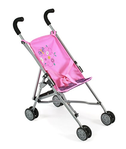 Bayer Chic 2000 601 40 Mini-Buggy Roma, Dots Purple Pink