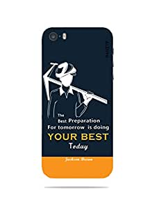 alDivo Premium Quality Printed Mobile Back Cover For Apple iPhone 5S / Apple iPhone 5S Back Case Cover (MKD1003)