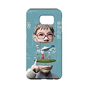 G-STAR Designer 3D Printed Back case cover for Samsung Galaxy S6 Edge Plus - G4809