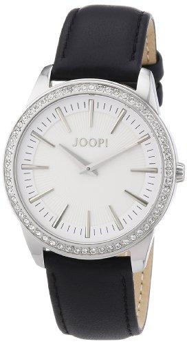 Joop Damen-Armbanduhr Element Ladies Analog Quarz Leder JP101162F02