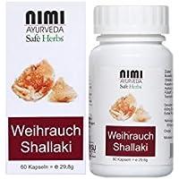 Nimi - Weihrauch Shallaki - 60 Stück preisvergleich bei billige-tabletten.eu