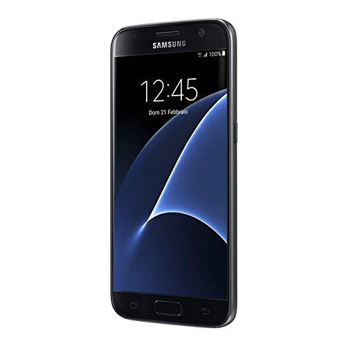 Tim Samsung Galaxy S7 32GB 4G Negro - Smartphone  SIM   nica  Android  NanoSIM  Edge  GPRS  gsm  HSDPA  UMTS  WCDMA  LTE