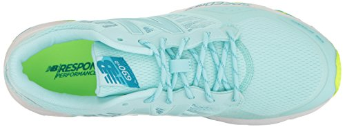 New Balance Damen Wt690v2 Traillaufschuhe Blau (Blue)