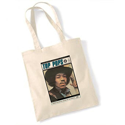 Top Pops No 13 Jan 6 1968 (Jimi Hendrix) Sac fourre-Tout